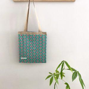 Makhoti Shopper Green Pin Cushion